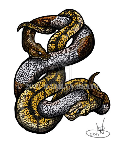 ball python tattoo python custom tat design by nadilynbeato on deviantart