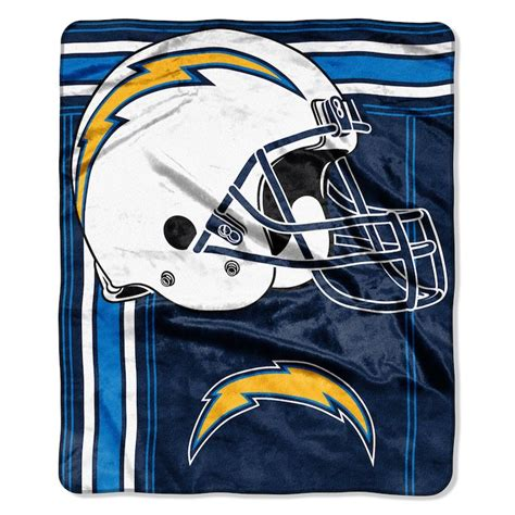 San Diego Chargers Bedding Sets Nfl Los Angeles Chargers 50x60 Raschel Throw Buy At Team Bedding