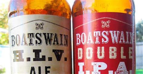 boatswain heavy lift vessel bottle battle trader joe s beer boatswain vs boatswain
