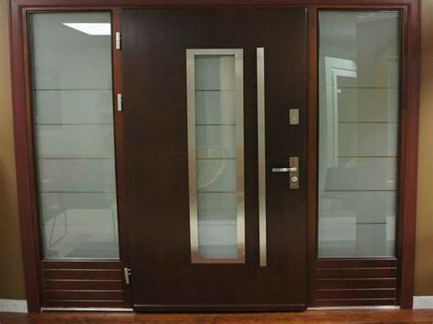 modern exterior doors door windows ideas design modern exterior doors milano