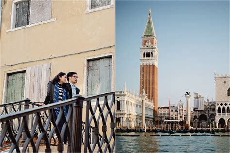 Wedding Box Venice by Italy Wedding Photographer Venice Engagement Photography