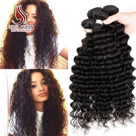 buy permanent hair extensions cheap brazilian hair bundles remy aliexpress com buy 4 bundles 400g peruvian virgin curly