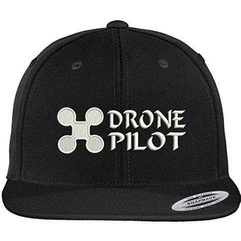 Topi Snapback Quadcopter Pilot High Quality top 10 best drone clothes apparel 2018 top 10 drone