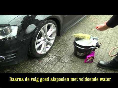 Polieren Auto Cursus by Alu Velgen Polijsten Wmv Doovi