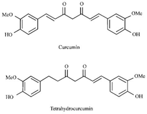 curcumin  tetrahydrocurcumin restore  impairment