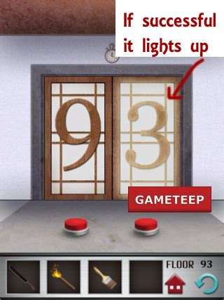 100 floors two eggs 100 floors level 93 gameteep