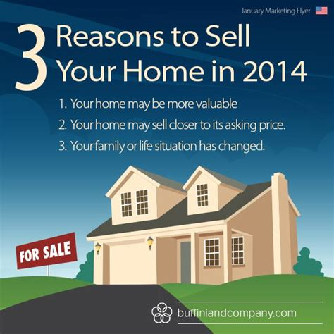 sell your house now 3 reasons to sell your home in 2014 realestate