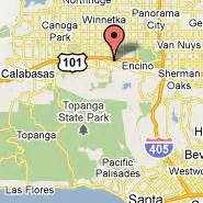 tarzana california map dr roesler locations roesler md