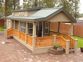 Skyline Homes Floor Plans park model 171 crown villa rv resort bend oregon