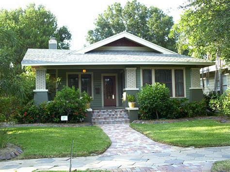 bungalows in florida green bungalow in ta flickr photo