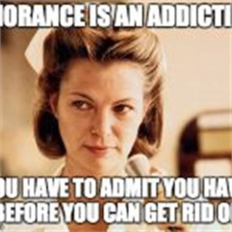 Nurse Ratched Meme - nurse ratched meme generator imgflip