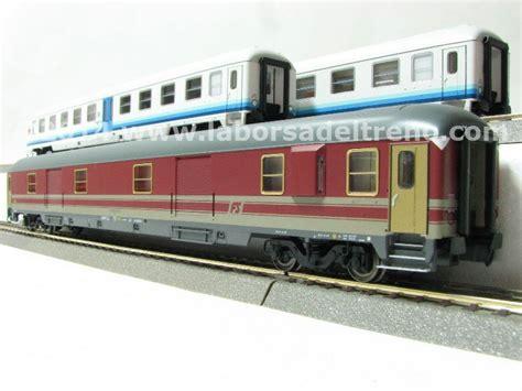 carrozze treni in vendita acme convoglio fs trasporto pellegrini con 2 carrozze