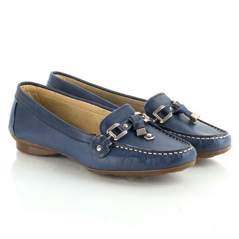 womens navy loafers daniel navy sherbet women s flat loafer