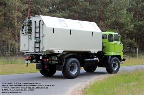 Ifa Christant ifa l 60 1218 4x4 lak ii kofferfahrzeug leicht absetzbarer koffer fahrerhaus hellgr 252 n