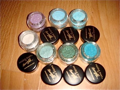 barry  dazzle dust reviews  makeupalley