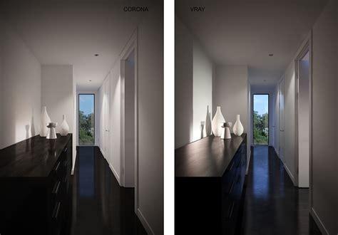 corona light vs vray vs corona on behance