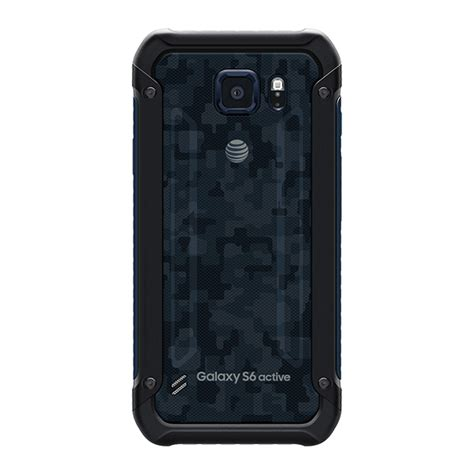 rugged cell phones at t samsung galaxy s6 active g890a 32gb blue 4g lte rugged android phone att wireless