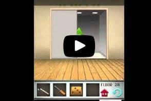 100 Floors Floor 28 by Bengkel Plat Nomor F412is