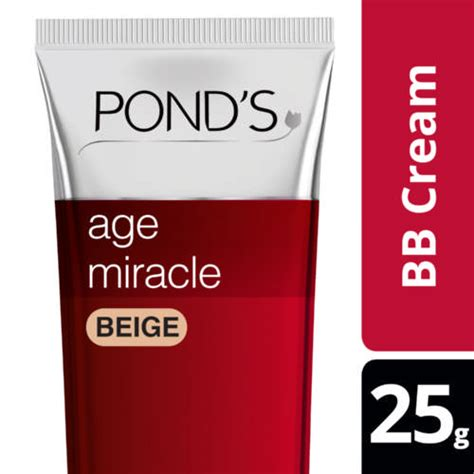 Pond Product Updates And Babygadget Coupon Code by Pond S Age Miracle Bb Beige 25ml Clicks