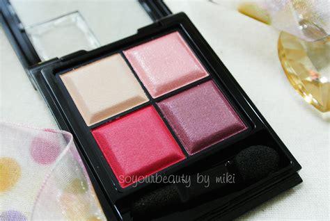 Za Eyeshadow Review soyourbeauty by miki อายแชโดว ส แดง ม ไว ไม ตกเทรนด
