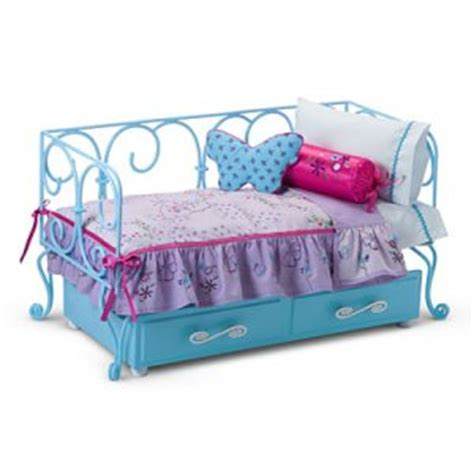 ag doll beds american girl curlicue curlique bed just like you daybed