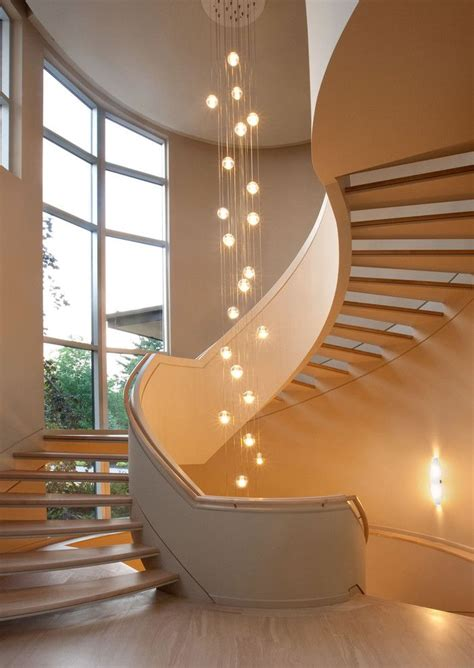 how to hang lights on stairs best 25 stairway lighting ideas on stair