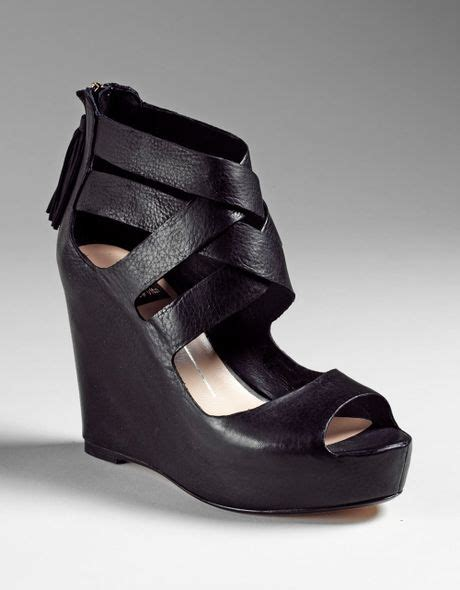 Jadde Sandals Aldo dolce vita jade platform wedge sandals in black black
