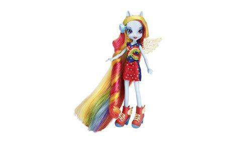 rainbow hairstyling my pony equestria rainbow dash hairstyling