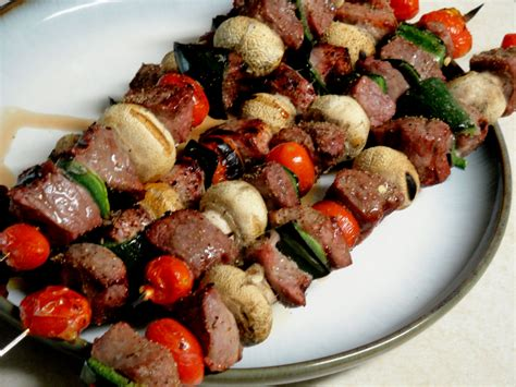 Beef Kebab Size Medium beef kebabs