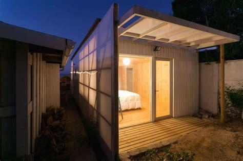 getaway tiny home escapes 8 171 inhabitat green design polycarbonate cabin by alejandro soffia 171 inhabitat