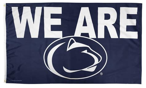 penn state we are flag souvenirs gt home gt flags