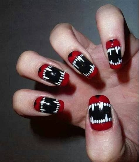 Nails For You by Nail 25 Spooky Ideas Page 4 Of 5 Nail