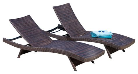 Adjustable Lounge Chair Outdoor Design Ideas Lakeport Outdoor Adjustable Chaise Lounge Chair Set Of 2 Contemporary Outdoor Chaise