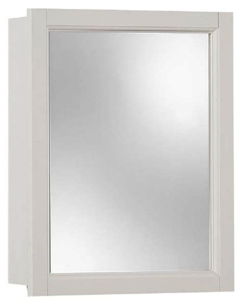 14 inch recessed medicine cabinet nutone 755459 sheridan framed medicine cabinet classic