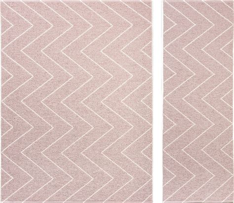 Dusty Pink Rug by In Outdoor Rugs Brita Sweden