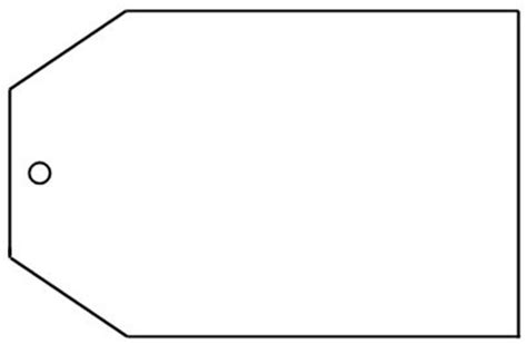 bag tag template word luggage tags template clipart best