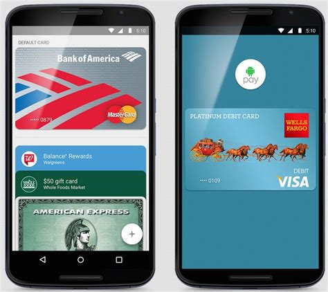 android pay and google wallet update rolling out in us