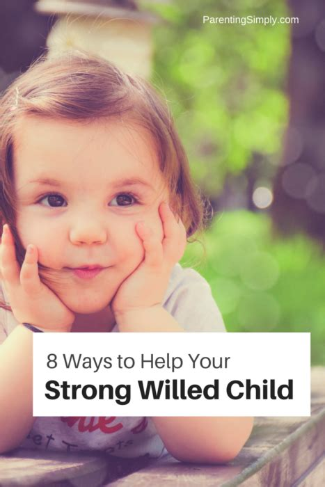 8 Ways To Help Your Child Deal With Your Divorce by 8 Ways To Help Your Strong Willed Child Parenting Simply