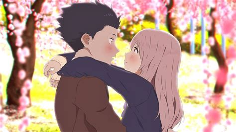 film anime romance dewasa koe no katachi amv echo hd youtube