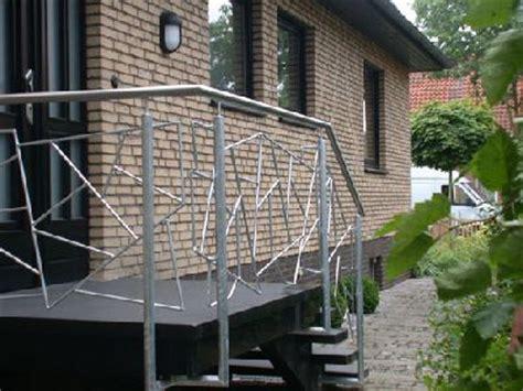 treppengeländer aus edelstahl treppengel 228 nder aus verzinktem stahl und edelstahl