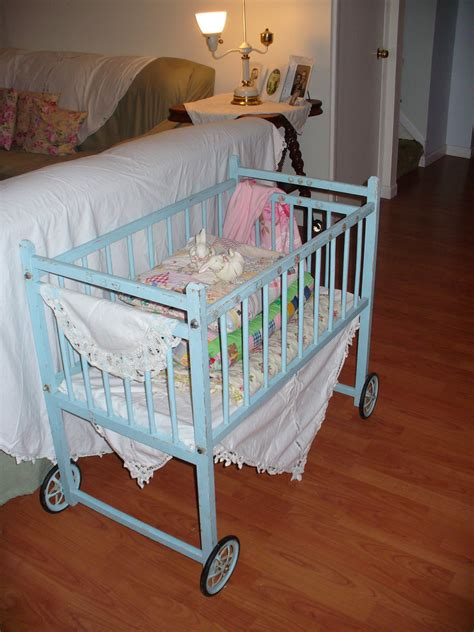 Retro Cribs by Vintage Crib Shelly Trumpulis Flickr