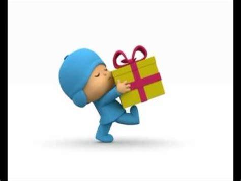 imagenes para cumpleaños de pocoyo cumplea 241 os de pocoy 243 youtube