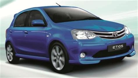 toyota hatchback in india toyota etios price hatchback and sedan in india and review