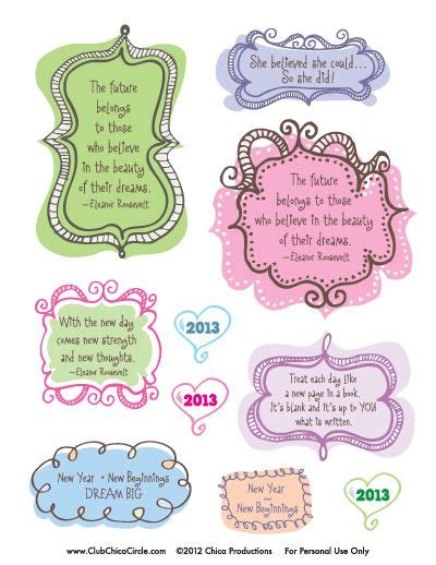 printable stickers journal dress up your journals be inspired inspirational new