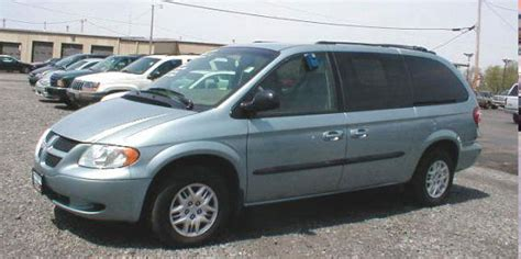 2003 dodge caravan value 2003 dodge grand caravan used car pricing financing and