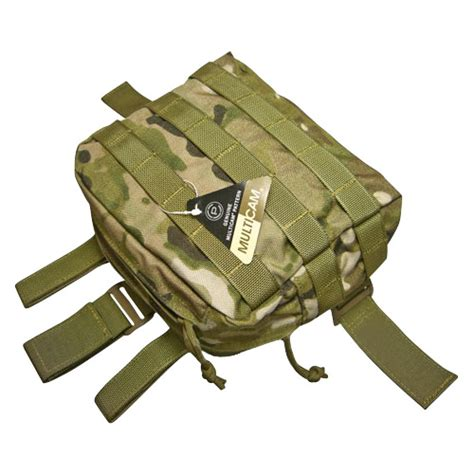 molle system accessories flyye drop leg dump accessories utility pouch airsoft