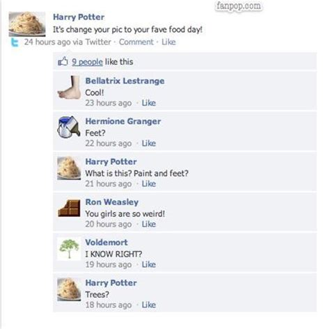 All Comments On Harry Potter - harry potter s funniest posts smosh
