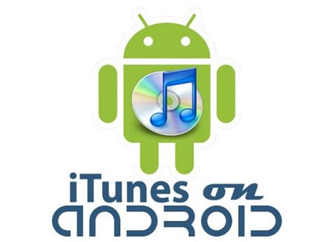 itunes for android apple considering itunes for android and on demand report says