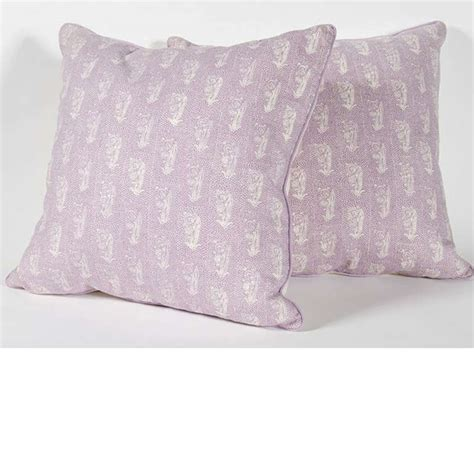 Textile Pillows by Raoul Textiles Pillow At 1stdibs