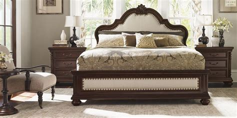 kilimanjaro barcelona panel bedroom set from tommy bahama
